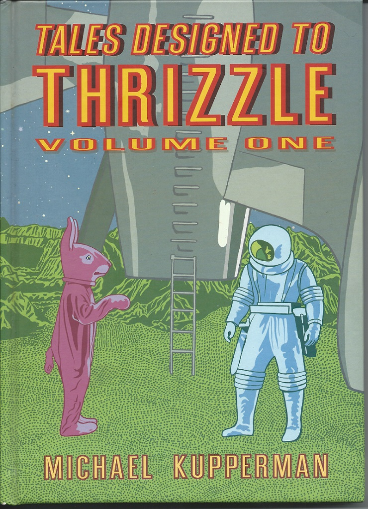 Tales Designed To Thrizzle Volume One