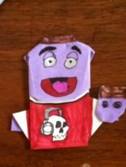 7th: Captain Origami's Crash (Crash and Bernstein)