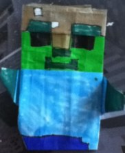 6th: CaptainOrigami's Zombie