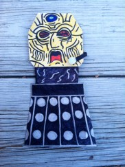 Technically 1st: Chippy's Davros (Doctor Who)