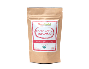 Raw Organic Camu Camu Powder