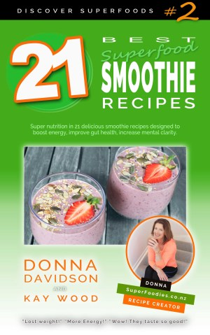 21 Best Superfood Smoothie Recipes by Donna Davidson