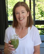 Donna Davidson and her unique fermented greens powder superfoods smoothie