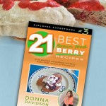 '21 Brain-foods Berry Recipes' - Kindle eBook by Donna Davidson