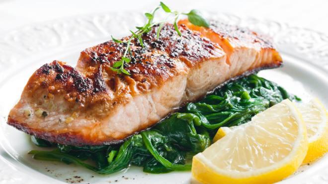 Superfood Salmon Recipe