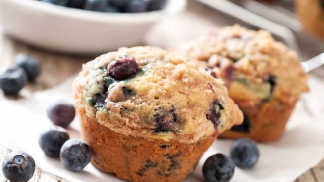 blueberry superfood muffin recipe
