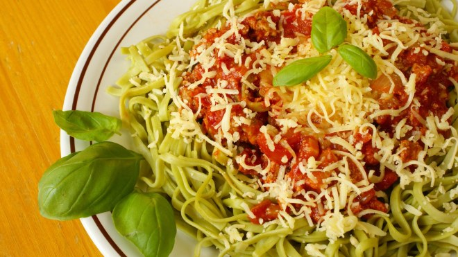 healthy spinach pasta recipe