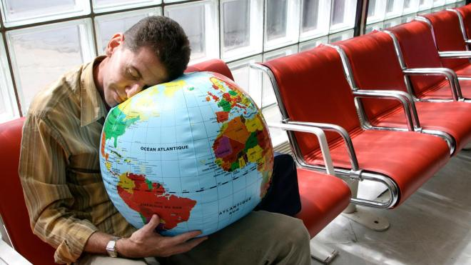 natural ways to fight jet lag