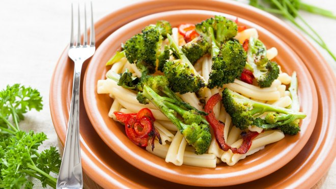 penne with broccoli recipe