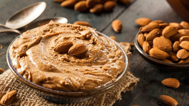 Raw vs Roasted Nut Butter