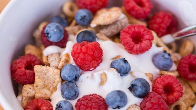 Calcium in yogurt