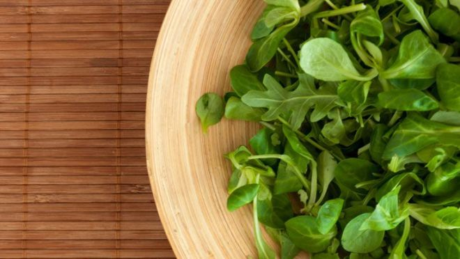 spinach heart health
