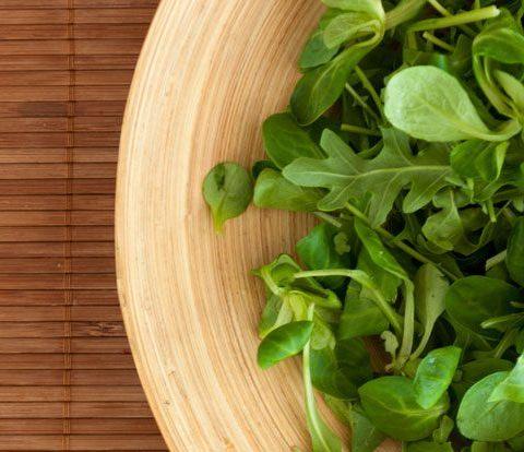 spinach heart health