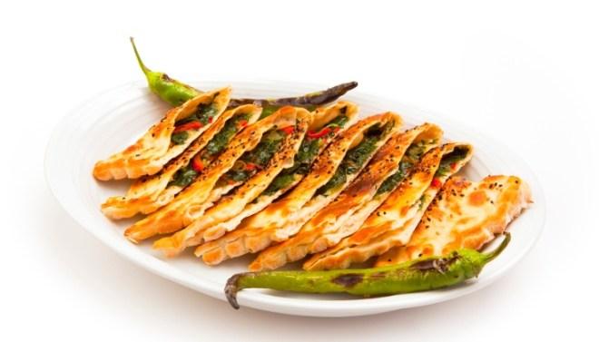 turkey spinach pita