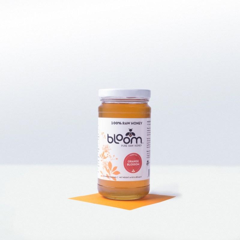 Bloom-Orange Blossom Honey