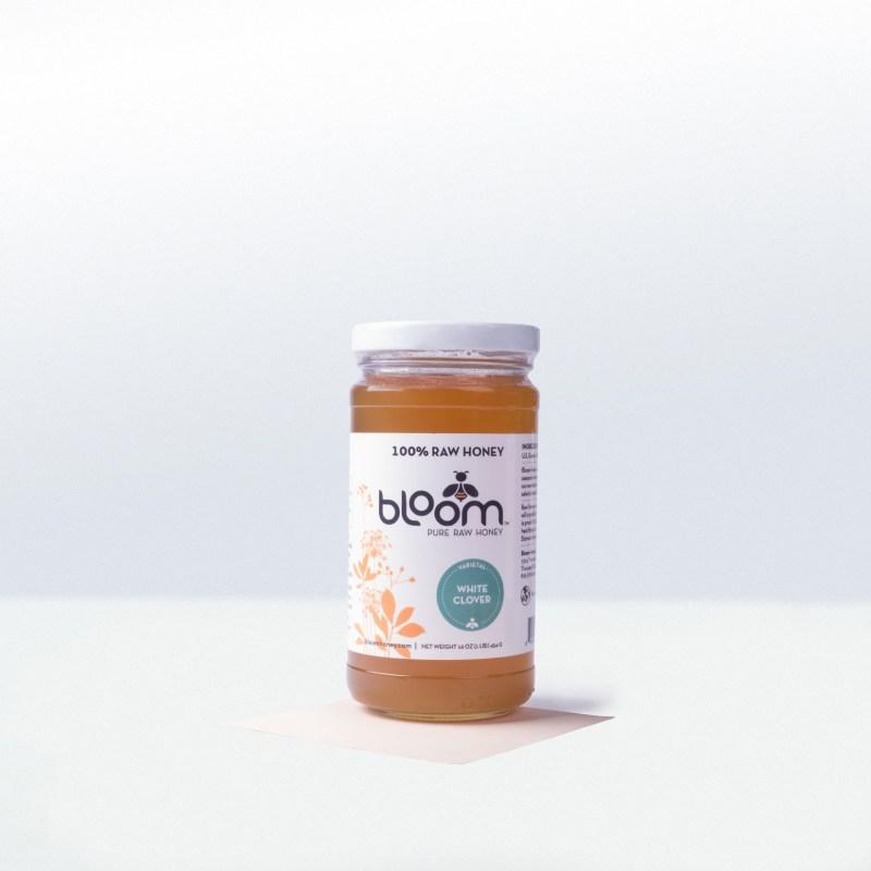 Bloom-White Clover Honey