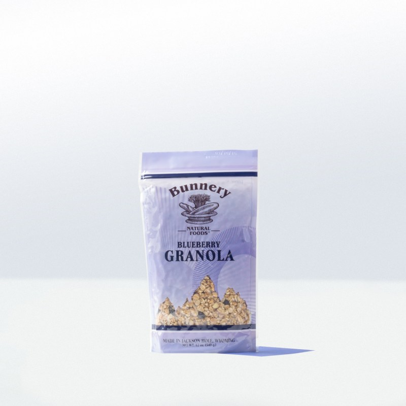 Bunnery Natural Foods-Blueberry Granola
