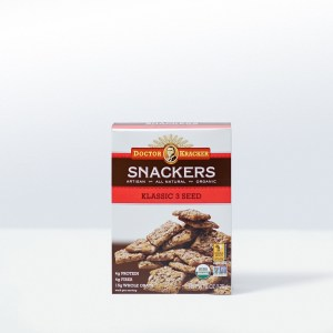 Doctor Kracker-Klassic 3 Seed Snackers