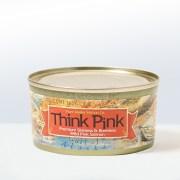 Pure Alaska Salmon Company-Think Pink PremiumSkinless & BonelessWild Pink Salmon