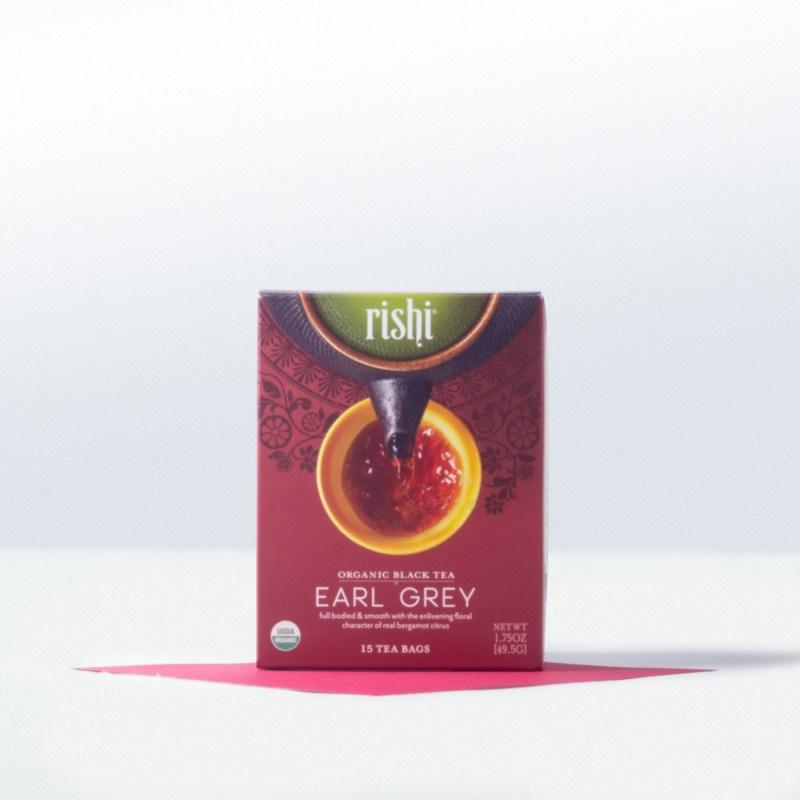 Rishi-Organic Earl Grey Tea