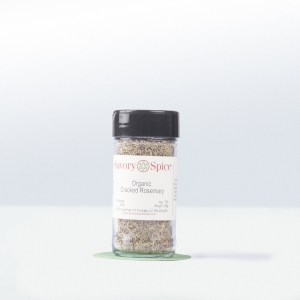 Savory Spice-Organic Cracked Rosemary