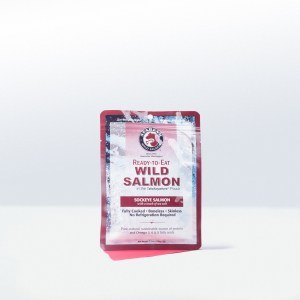 Sea Bear-Wild Sockeye Salmon Pouch