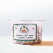 Tierra Farm-Organic Sliced RawCalifornia Almonds