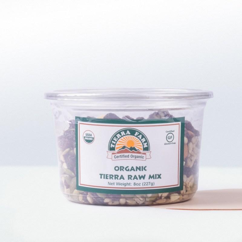 Tierra Farm-Organic Tierra Raw Mix