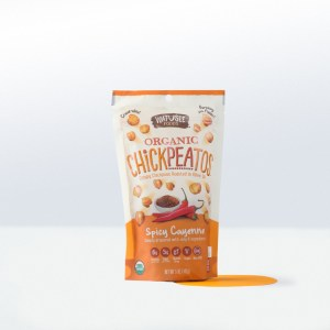 Watusee Foods-Organic ChickpeatosSpicy Cayenne