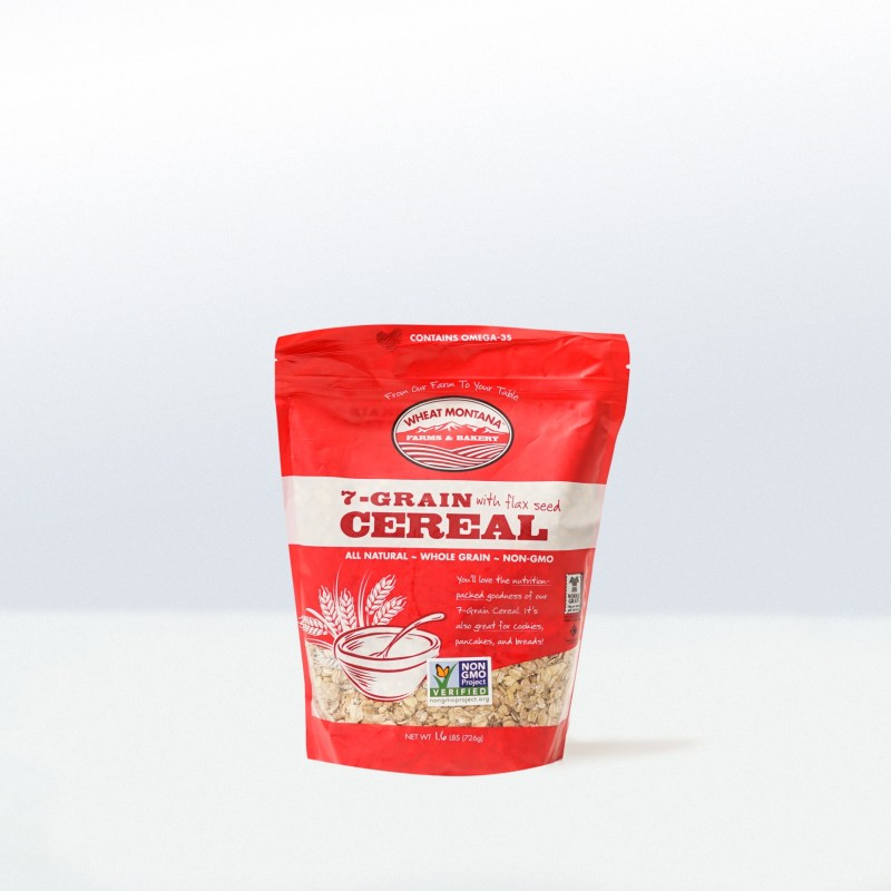 Wheat Montana-7 Grain with Flax Seed Cereal