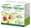 Vital Green Chlorella Tabletten 1000 + 1000 Gratis