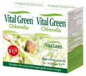 Vital Green Chlorella Tabletten 1000 + 1000 Gratis