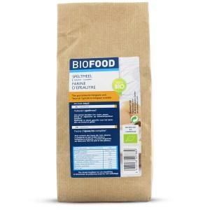 Biofood Volkoren Speltmeel