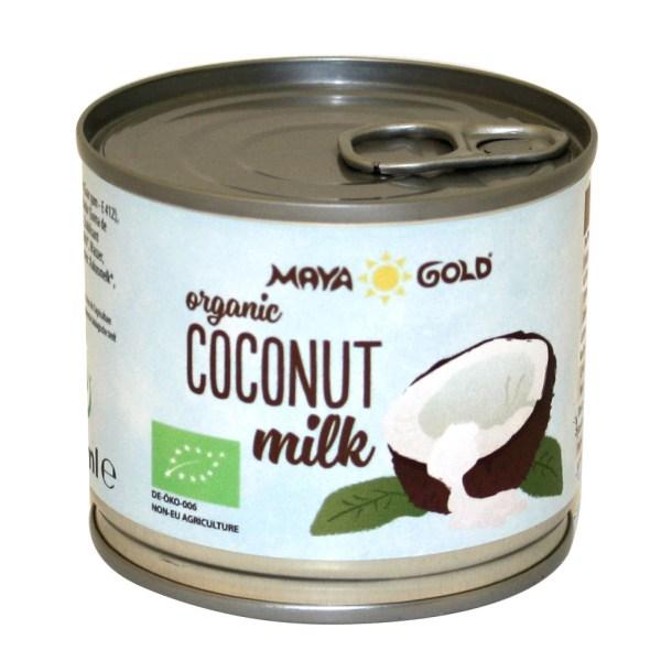 Biologische Kokosmelk