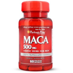 Maca 500 mg