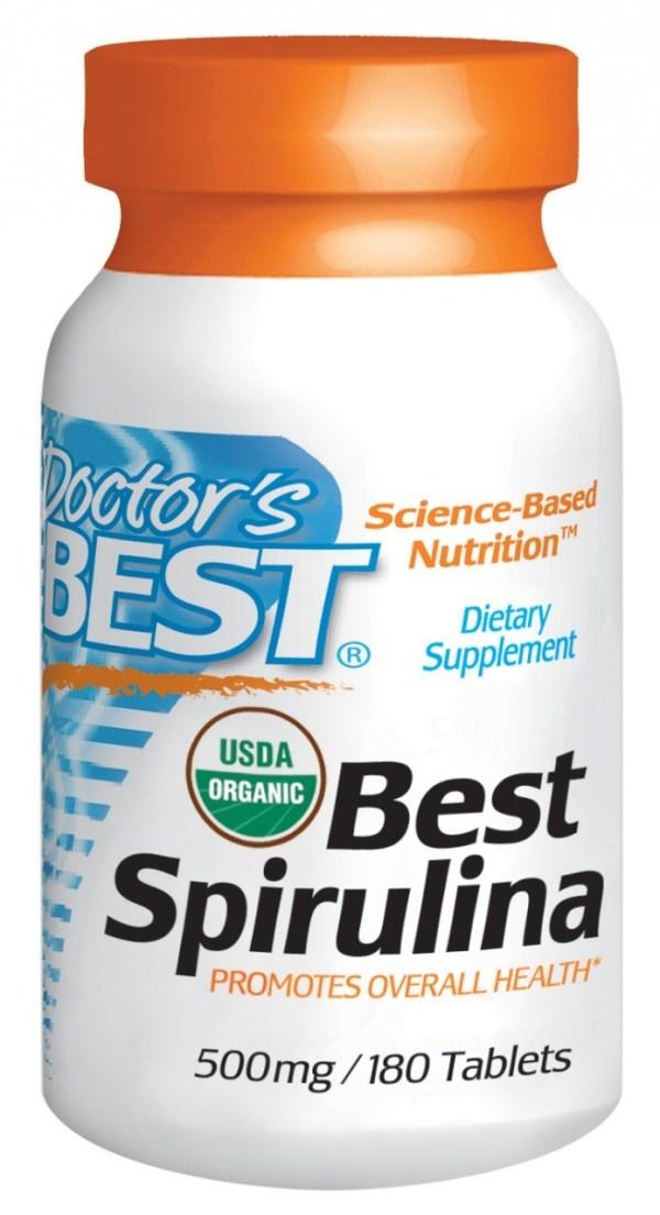 Best Spirulina