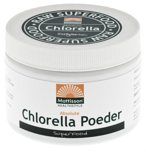 Absolute Chlorella (Nederlandse Algen)