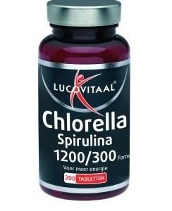Chlorella Spirulina Tabletten