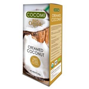 Organic Creamed Coconut (santen)