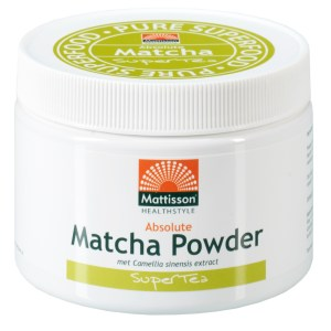 Absolute Matcha thee poeder - Instant