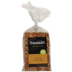 Crackers Tomaat Kaas