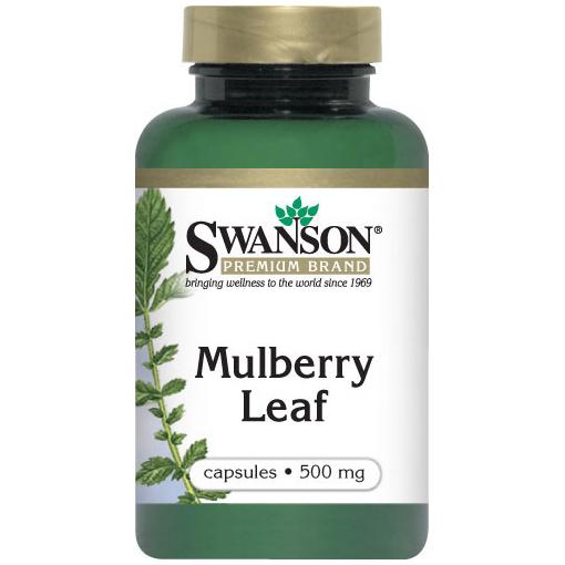 Mulberry Leaf 500mg