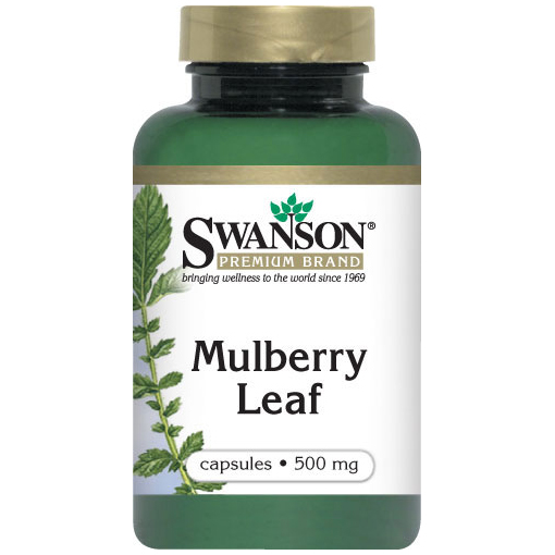 Mulberry Leaf 500mg