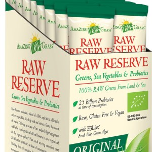 Amazing Grass Raw Reserve Original Sachets