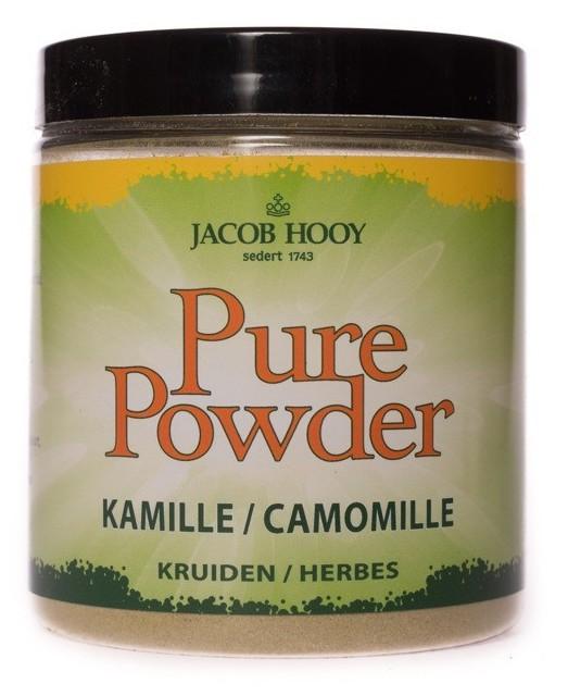 Jacob Hooy Pure Powder Kamille 70gr