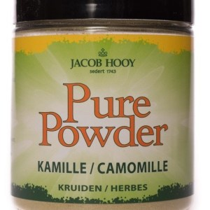 Jacob Hooy Pure Powder Kamille 70gr