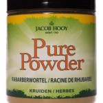 Jacob Hooy Pure Powder Rabarberwortel