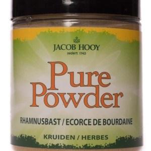 Jacob Hooy Pure Powder Rhamnusbast