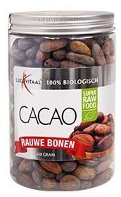 Lucovitaal SuperRawFood Cacao Bonen