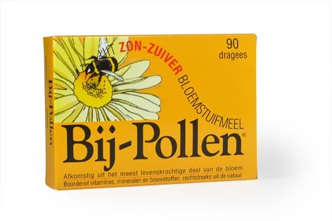 Bij-Pollen Dragees 90st